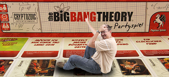 The Big Bang Theory Partyspiel