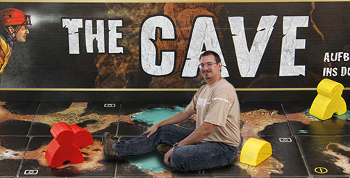 The Cave - Aufbruch ins Dunkel