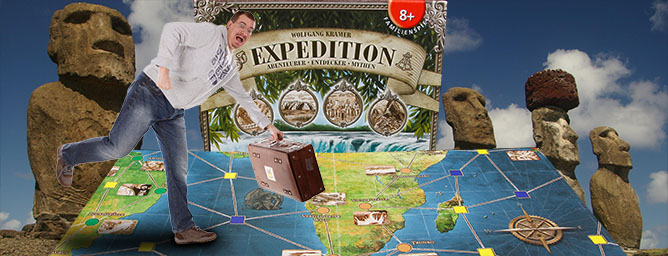 Expedition - Abenteurer, Entdecker, Mythen