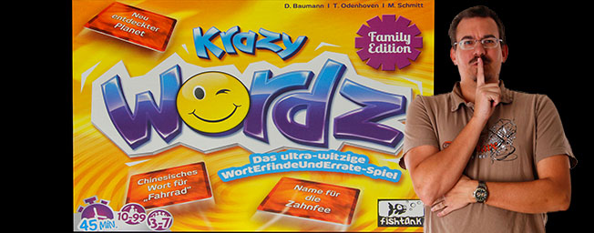 Krazy Wordz Family Edition